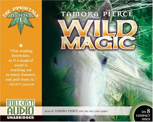 Wild Magic (The Immortals)