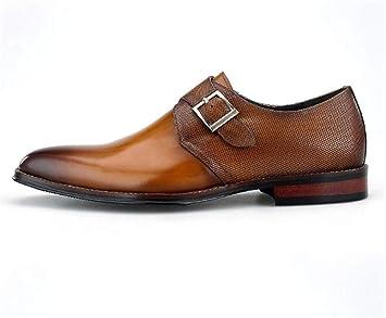 Calzado Negocios Zapatos HombreBoda Cuero Cordones Vestir xWrBedCo