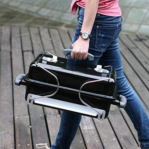 Barbecue Grill Barbecue Grill - charbon portable extérieur four grill poêle barbecue carbone pliable ménages @ cheminee RVTYR