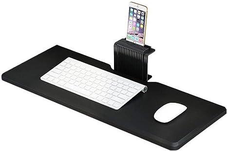 Superficie de la mesa soporte del teclado del soporte de la placa ...