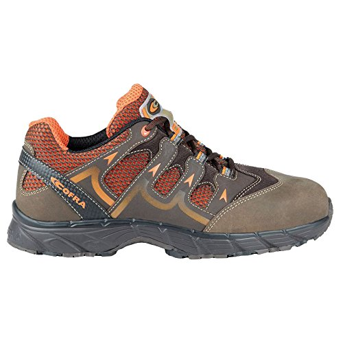 Chaussures De Sécurité Cofra New Warrior Brown S1 P Src
