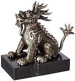 Design Toscano Chinese Foo Dog Sculpture