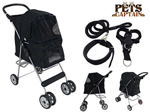 Cat In A Stroller - 4