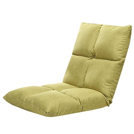 ZHZ Lazy Sofa Cushion Backrest One Cojín de Suelo Acolchado ...