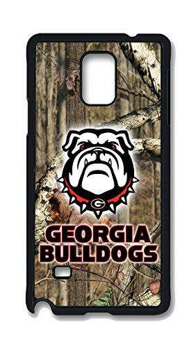 georgia bulldogs note 4 case - 9
