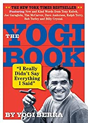 The Yogi Book by Yogi Berra (2010-05-26)