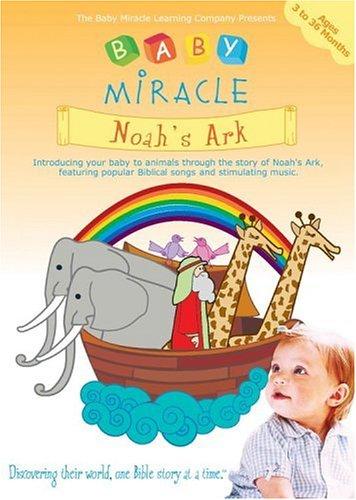 Baby Noah Animal - Baby Miracle - Noah's Ark