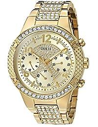 GUESS Women's U0850L2 Analog Display Quartz Gold Watch