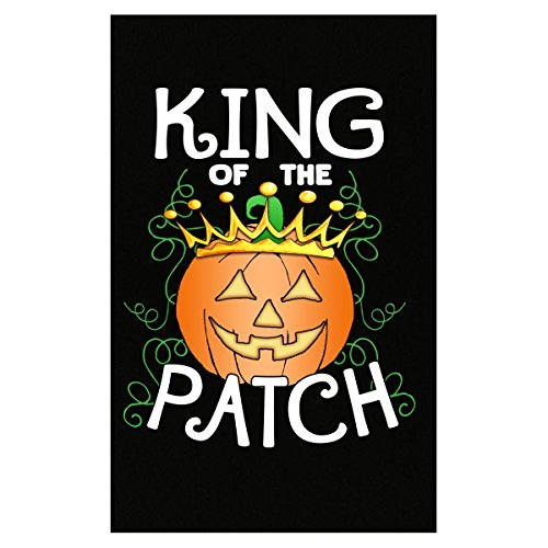 Halloween King Of The Pumpkin Patch - Poster