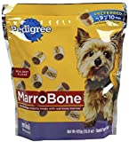 PEDIGREE MARROBONE Real Beef Flavor Mini Snacks for Dogs 15 oz.