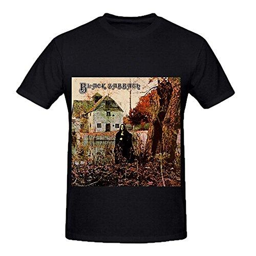 Lavender Faceplates (Black Sabbath Soundtrack Men O Neck Cool T Shirt Black)