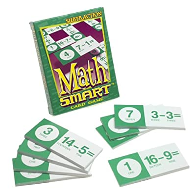 Math Smart: Subtraction: Talicor: Office Products [5Bkhe1801872]