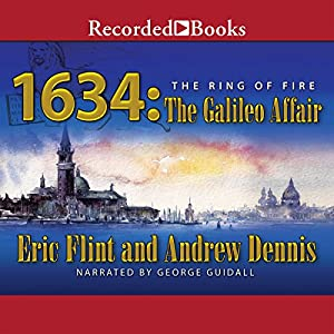 1634: The Galileo Affair Audiobook