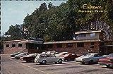 Meramec Caverns - Entrance Stanton, Missouri Original Vintage Postcard