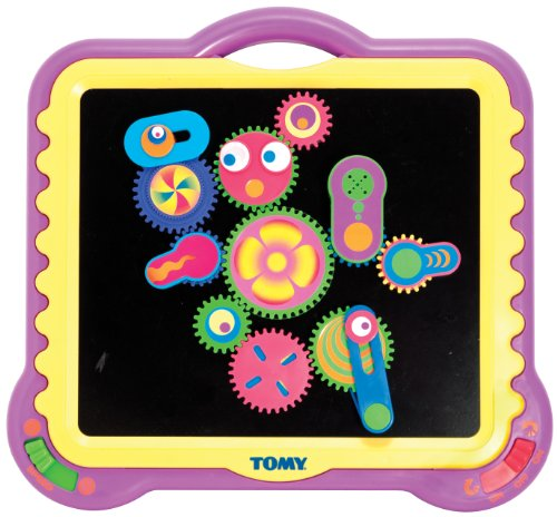 TOMY T6526 Gearation Building Toy