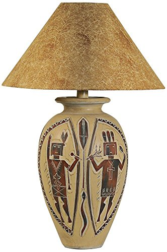 Traditional Design Torchiere Lamps - 3