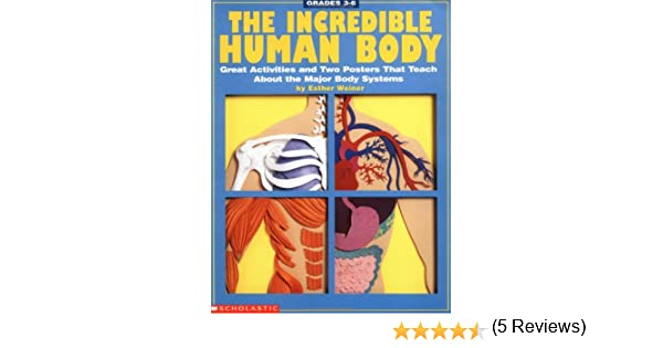 The Incredible Human Body (Grades 3-6): Esther Weiner ...
