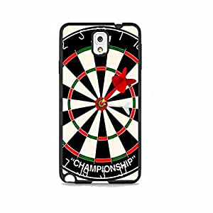 Dart Bed Galaxy Note 3 Rubber Phone Case