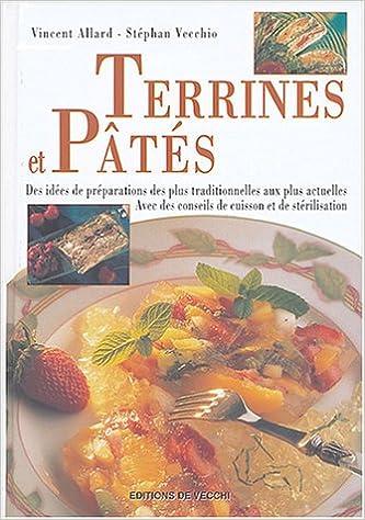 Livres gratuits Terrines et pâtés epub, pdf