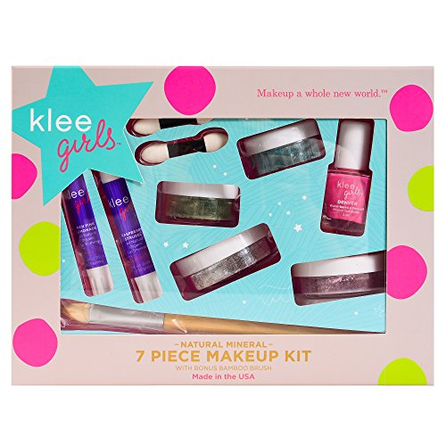 Luna Star Naturals Klee Girls 7-Piece Kit with Far and Wi...
