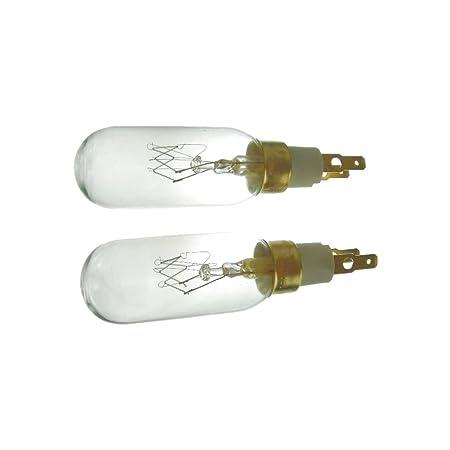 2 bombillas para frigorífico o congelador estilo americano T Click ...