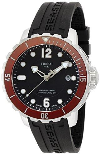 [ティソ]TISSOT SEASTAR 1000 Powermatic 80(シースター1000 パワーマチック80) T0664071705703 メンズ