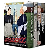 An Amish Country Quarrel 4-Book Boxed Set Bundle (Lancaster County Amish Quarrel Series (Living Amish) 5)