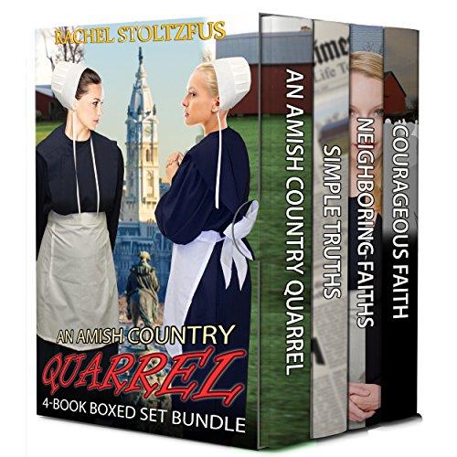 - An Amish Country Quarrel 4-Book Boxed Set Bundle (Lancaster County Amish Quarrel Series (Living Amish) 5)