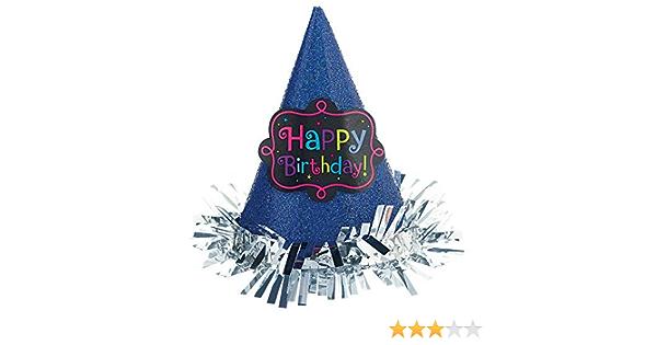 Amscan 244038 Mini Decoration Get Wild Birthday