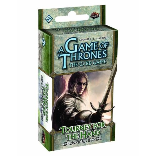 A Game Of Thrones Lcg  Tourney For The Hand Chapter Pack