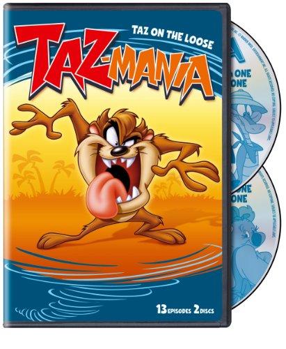 Taz-Mania: Taz on the Loose- Season One, Vol. 1 (1991)