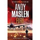 Fury (The Gabriel Wolfe Thrillers Book 5)