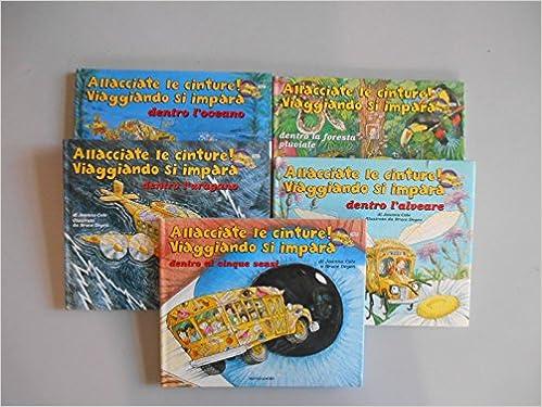rivenditore all'ingrosso chiaro e distintivo nuove varietà Amazon.it: ALLACCIATE LE CINTURE! VIAGGIANDO SI IMPARA 5 ...
