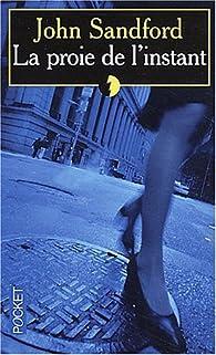Book's Cover ofLa proie de l'instant
