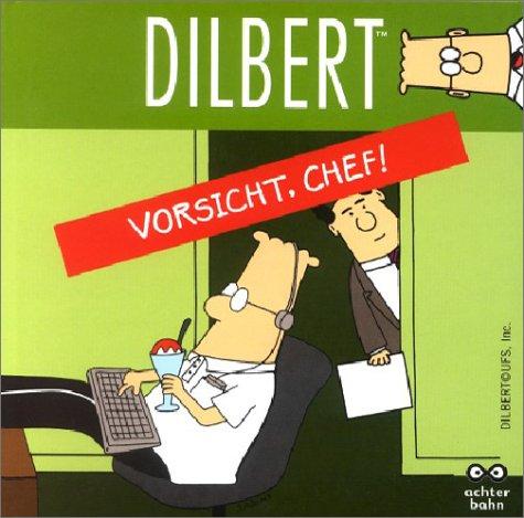 Dilbert - Vorsicht, Chef! Gebundenes Buch – Juni 2003 Scott Adams Achterbahn 3899822072 MAK_GD_9783899822076