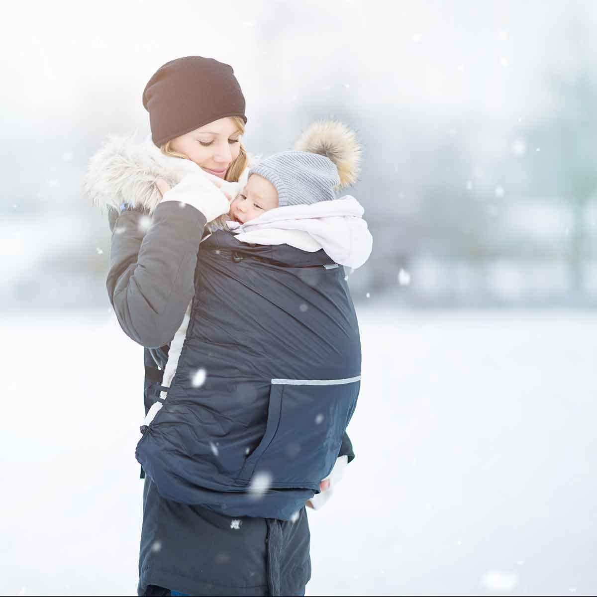 Hoppediz - Cobertor para portabebés product image