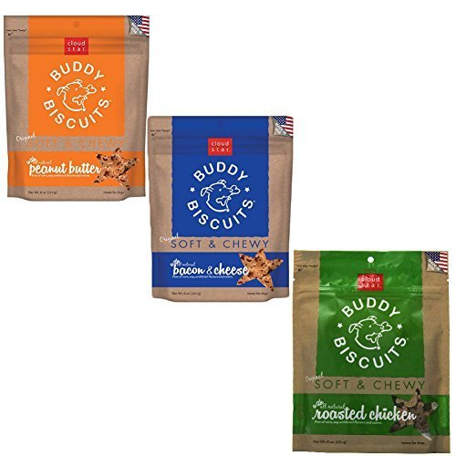 Cloud Star Buddy Biscuits Variety Pack Including Roasted ...