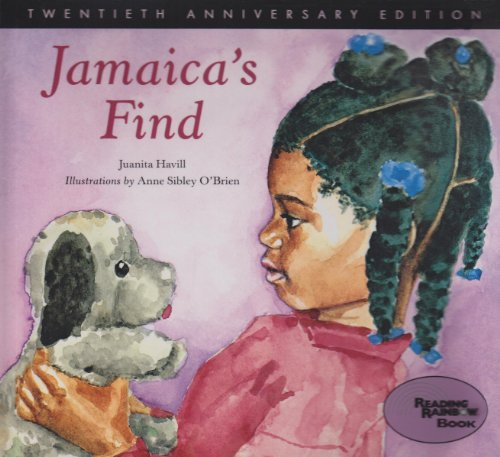 Jamaica's Find Book & CD (Read Along Book and CD) -