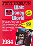 Walt Disney World, 1984, Stephen Birnbaum, 0395348919