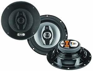 "SOUND STORM GS365 GS 6.5"" 3-way 300-watt Full Range Speakers"