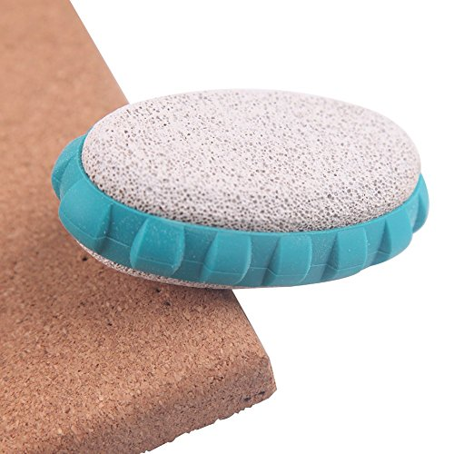 Aogo Oval Pumice Stone for Foot Callus - Personal Care Exfoliation for Hands, Soles, Toes, - Stones Oval Two