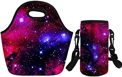 Coloranimal Galaxy Space 2 piezas/set de bolsa de neopreno + ...