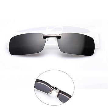 Shsyue Montura con clip de gafas de sol polarizadas para conducció ...