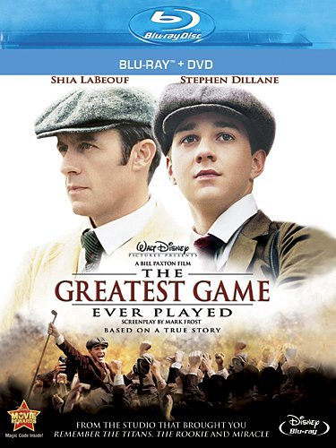 The Greatest Game Ever Played [Blu-ray]