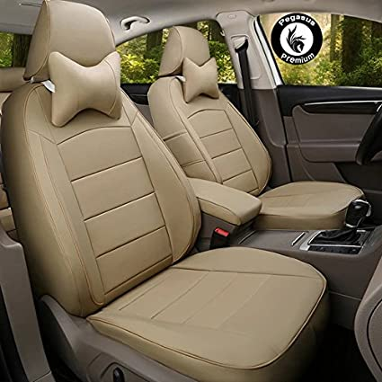 Vauxhall Insignia Full Set Luxury Padded Leather Look Car Seat Covers