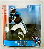 McFarlane NFL Series 15 Vince Young Tennessee Titans Action Figure