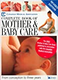 Complete book of mother & baby care