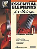 Essential Elements for Strings - Book 1 with EEi: Viola