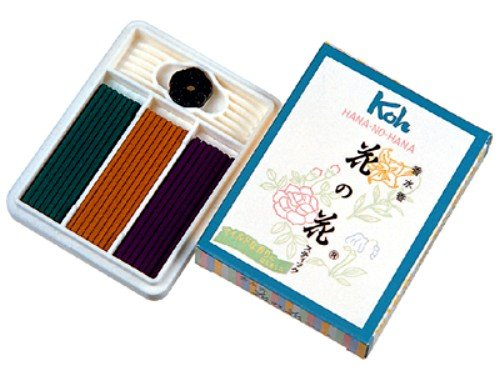 Hana-no-Hana (Flowers of Flowers) - Nippon Kodo Incense - 36 Sticks