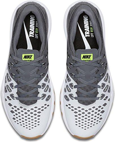 4 Black Grey Platinum M Cool Shoe Pure 11 Men's Train Training Speed Size US 5 NIKE F8pwtv